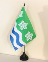 CUMBERLAND TABLE FLAG (MEDIUM 22.5cm x 15cm)